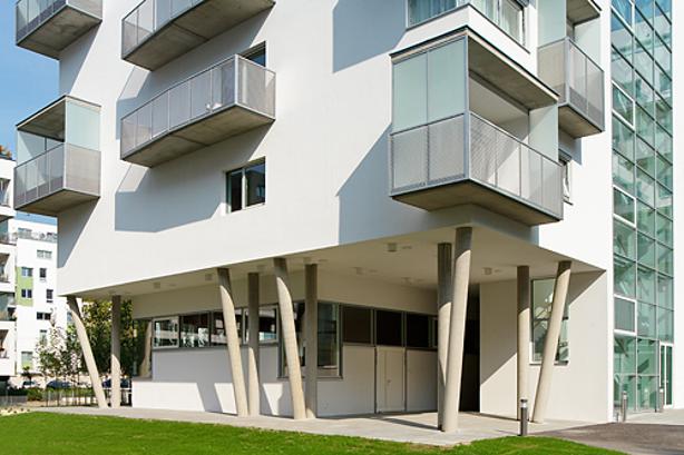 """Kolpinghaus """"Gemeinsam Leben II"""" in Wien"""
