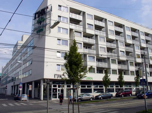 Kolpinghaus Gemeinsam Leben Wien